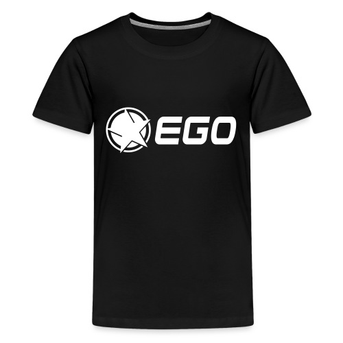 EGO Star With Text - Kids' Premium T-Shirt