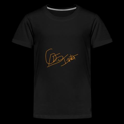 g5 singnature - Kids' Premium T-Shirt