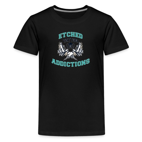 looclearbglarger - Kids' Premium T-Shirt