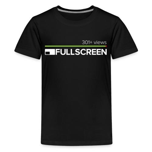 301white - Kids' Premium T-Shirt