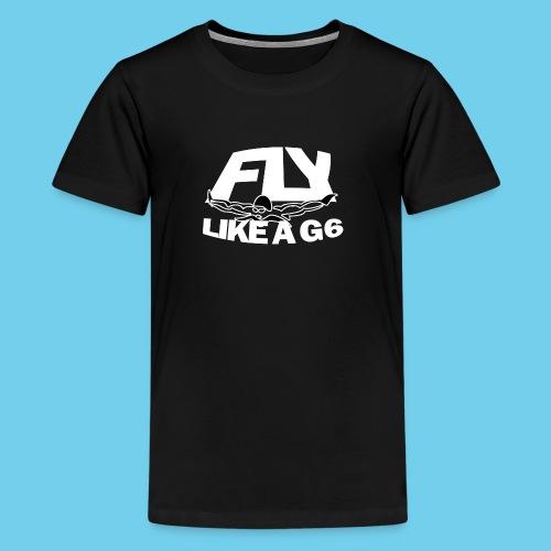 Fly Like a G 6 - Kids' Premium T-Shirt