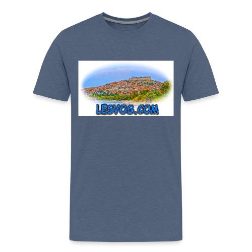 Lesvos com jpg - Kids' Premium T-Shirt