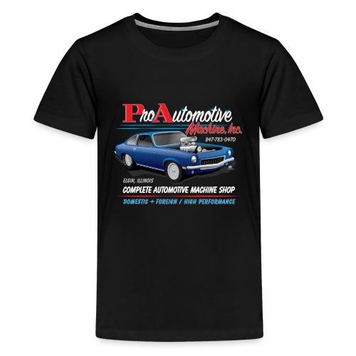 ProAutoTeeDesign062317fin - Kids' Premium T-Shirt