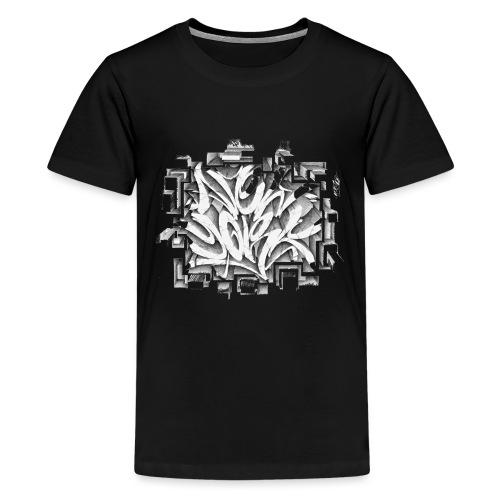Kostya - NYG Design - REQUIRES WHITE SHIRT COLOR - Kids' Premium T-Shirt