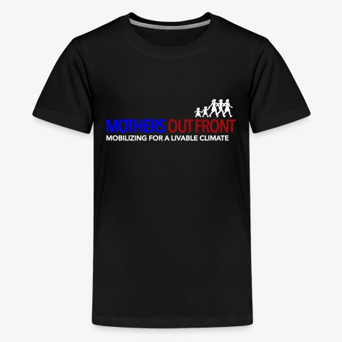 Mothers Out Front Logo - Kids' Premium T-Shirt
