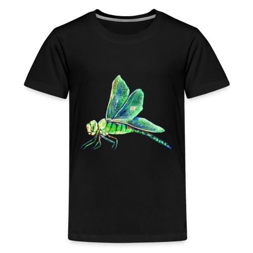 green dragonfly - Kids' Premium T-Shirt