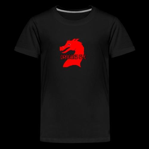 Dragon's Eye 8 Bit Collection - Kids' Premium T-Shirt