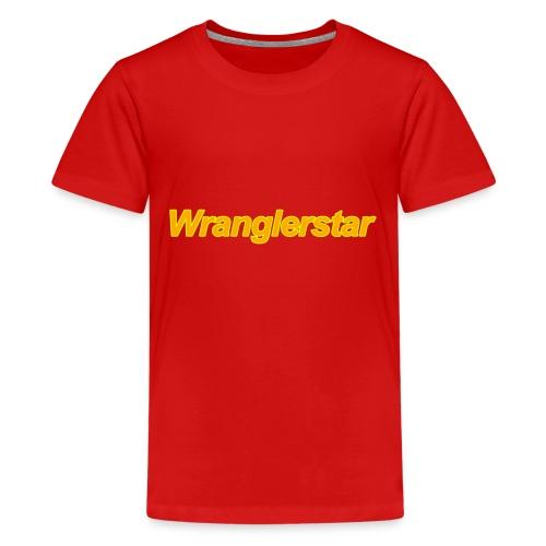 wrangler2 - Kids' Premium T-Shirt
