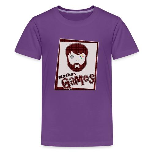 TShirt FullLogo png - Kids' Premium T-Shirt