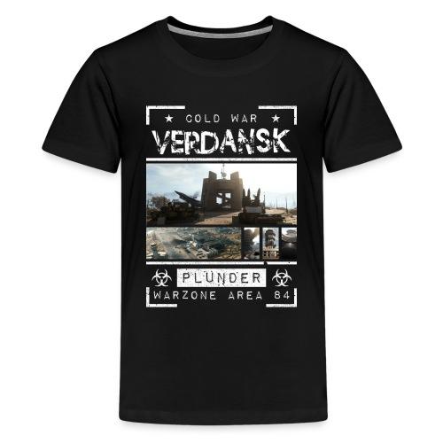Verdansk Plunder - Kids' Premium T-Shirt