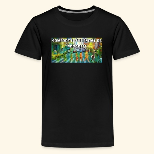 Urban Evolution - Kids' Premium T-Shirt