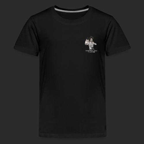 Social Media Jesus - Kids' Premium T-Shirt
