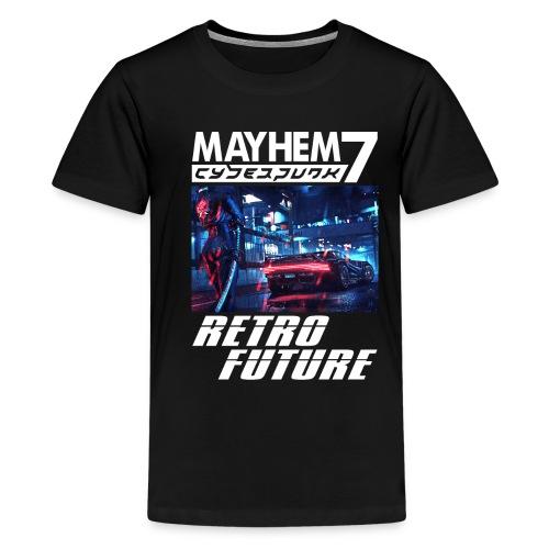 M7 Cyberpunk - Kids' Premium T-Shirt