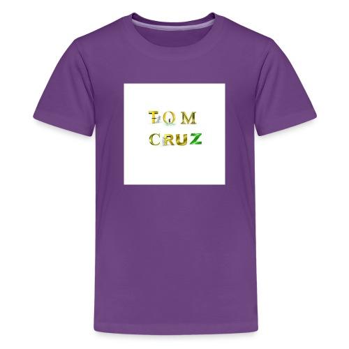 Tom Cruz Logo - Kids' Premium T-Shirt