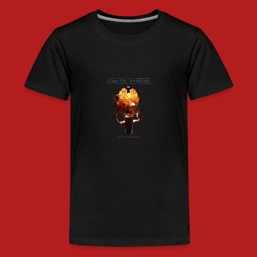 Days of Black Clan Of Xymox Album Shirt - Kids' Premium T-Shirt