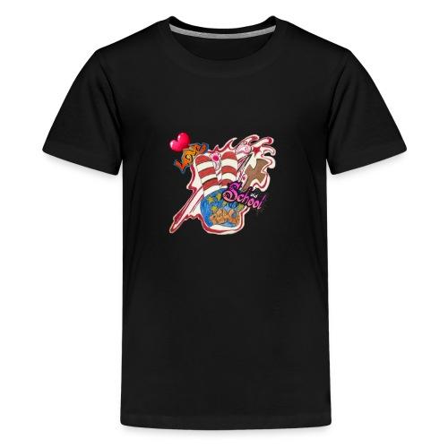 Peace old school - Kids' Premium T-Shirt