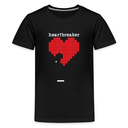 Heartbreaker Valentine's Day Game Valentine Heart - Kids' Premium T-Shirt