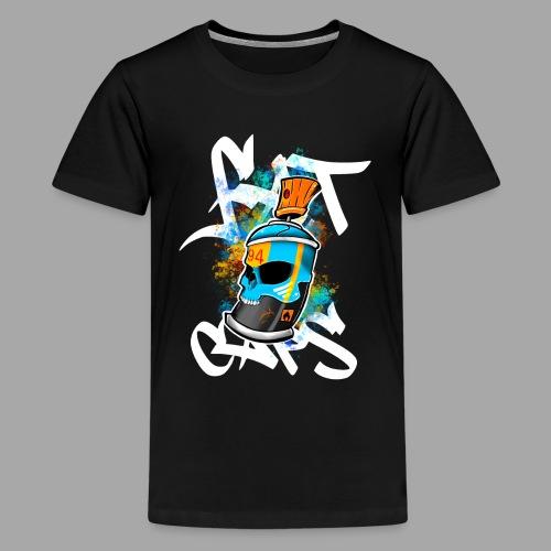 Fat Caps - Kids' Premium T-Shirt
