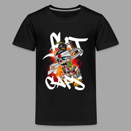Fat Caps 5 - Kids' Premium T-Shirt