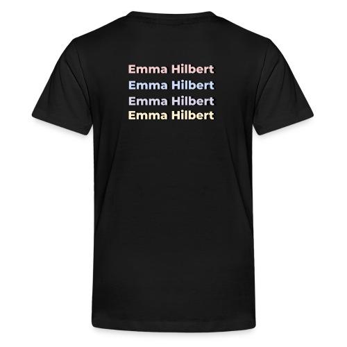 Emma Hilbert All over - Kids' Premium T-Shirt