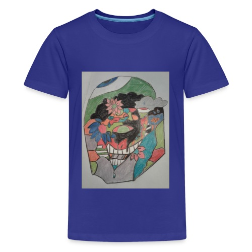 The judging eyes - Kids' Premium T-Shirt