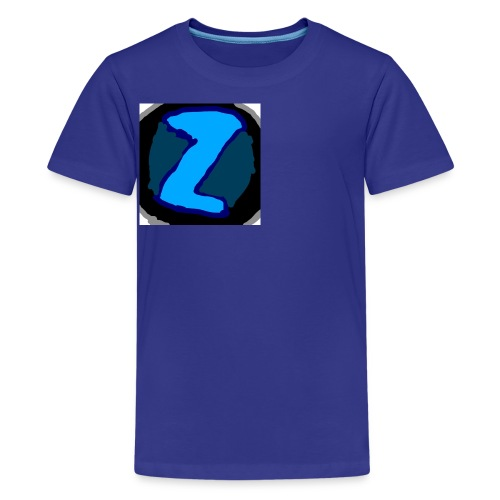 logo vol 2 - Kids' Premium T-Shirt