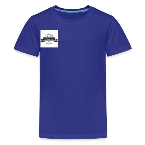 E36CD22D 6330 4F7A AD47 3A382B5EFDE3 - Kids' Premium T-Shirt