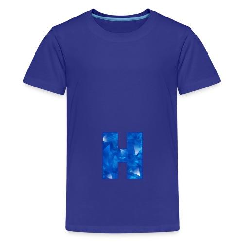 XxHaunter Logo - Kids' Premium T-Shirt