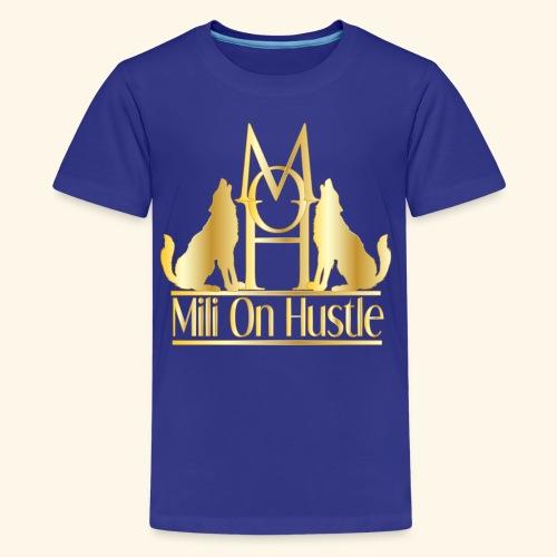 New Mili On Hustle - Kids' Premium T-Shirt