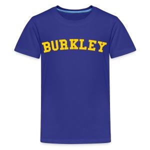Burkley - Kids' Premium T-Shirt