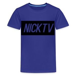 NICKTV - Kids' Premium T-Shirt
