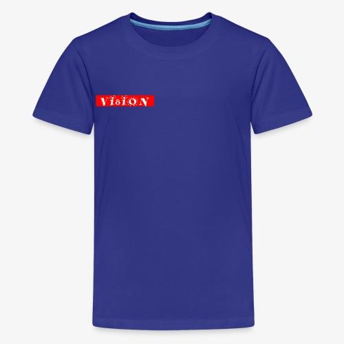 Supreme Logo V82 - Kids' Premium T-Shirt