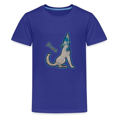 Frost the new shirt - Kids' Premium T-Shirt