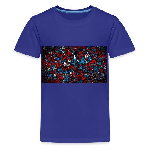 Official Thunder - Kids' Premium T-Shirt