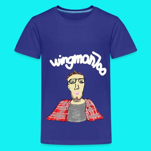 WingStroke - Kids' Premium T-Shirt