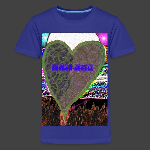 heart attack - Kids' Premium T-Shirt