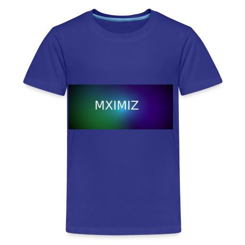 MXIMIZ youtube love - Kids' Premium T-Shirt