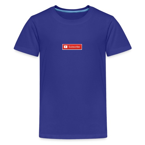 YOUTUBE SUBSCRIBE - Kids' Premium T-Shirt
