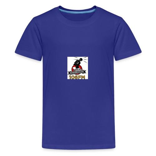 Level Up Logo - Kids' Premium T-Shirt