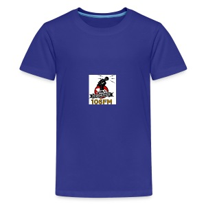Level Up Logo - Kids' Premium T-Shirt