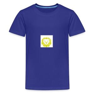 Logo lion - Kids' Premium T-Shirt
