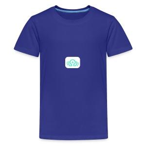 AudiOmega logo - Kids' Premium T-Shirt