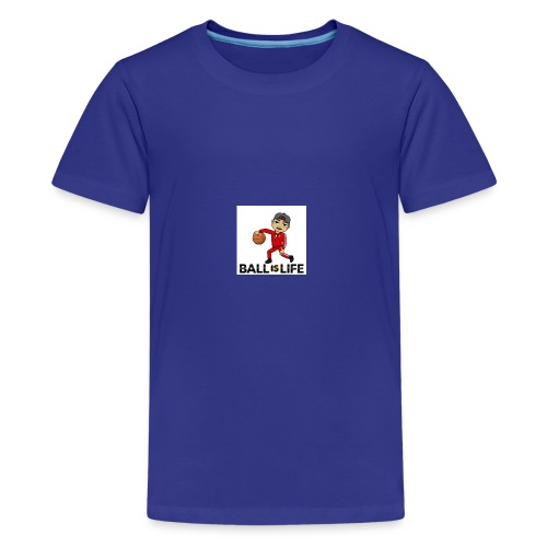 Ball is Life - Kids' Premium T-Shirt