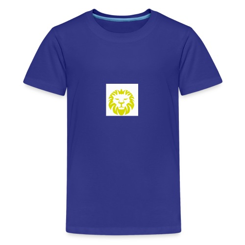 Logo lion - Kids' Premium T-Shirt