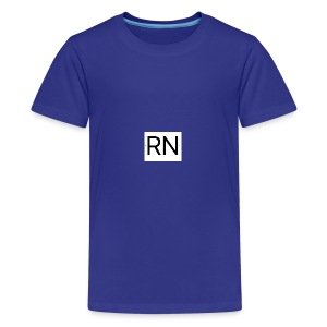 RN_Logo_small - Kids' Premium T-Shirt