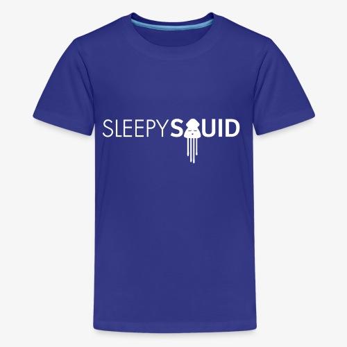 SleepySquid - Kids' Premium T-Shirt