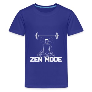 Zen Mode - Kids' Premium T-Shirt