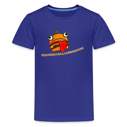 DURR BURGER! - Kids' Premium T-Shirt