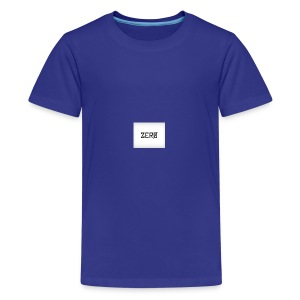 The ZER0 Brand - Kids' Premium T-Shirt