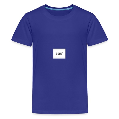 The ZER0 Brand - Kids' Premium T-Shirt